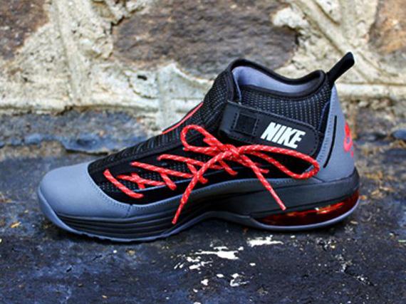 huge discount bd6ba 9b489 Nike Air Max Shake Evolve – Black – Dark Grey – Varsity Red ...
